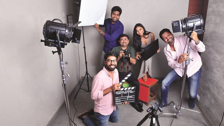 These Digital Entertainment Junkies are Out to Conquer the World