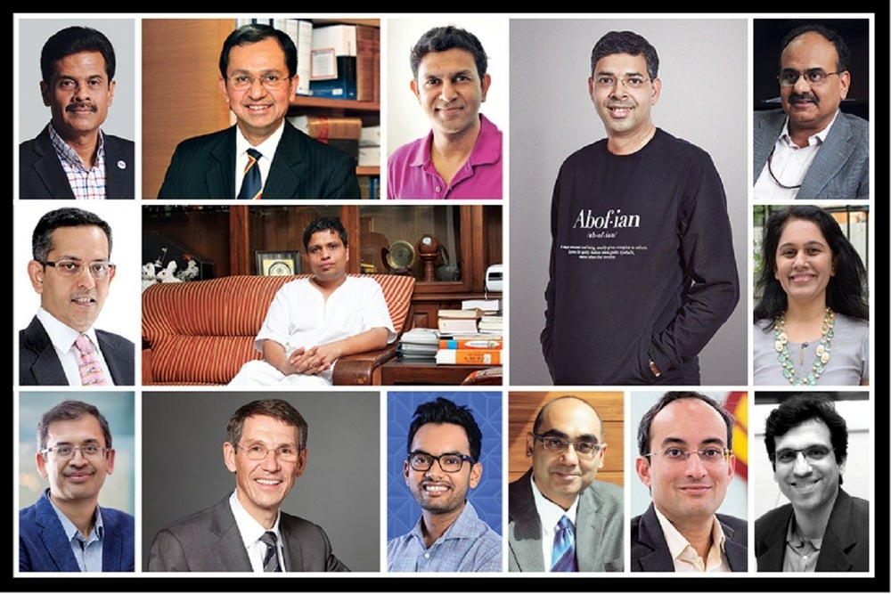 The #14 Most Daring CEOs in India