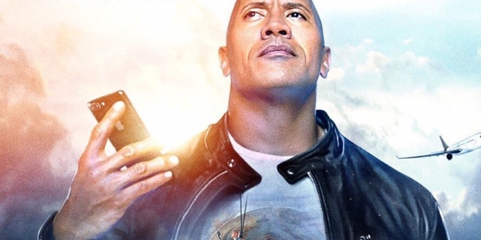Dwayne 'The Rock' Johnson Made a Siri Movie