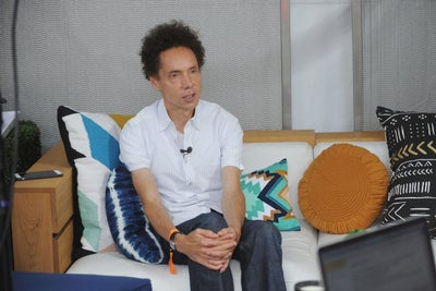 Bestselling Author Malcolm Gladwell on Why You Have to Take Your Curio...