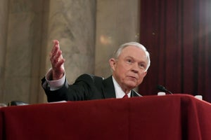 Marijuana Recommendations From Federal Crime Task Force Expected Soon