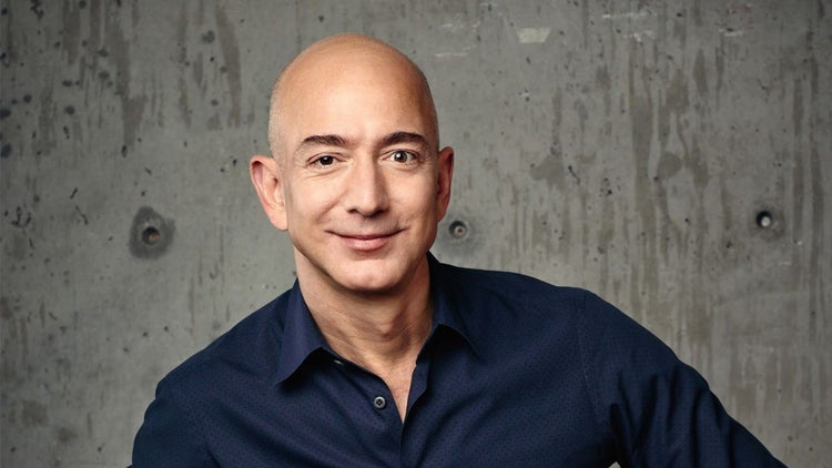 News Flash: Jeff Bezos Is Rich