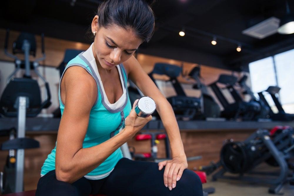 Start a workout routine