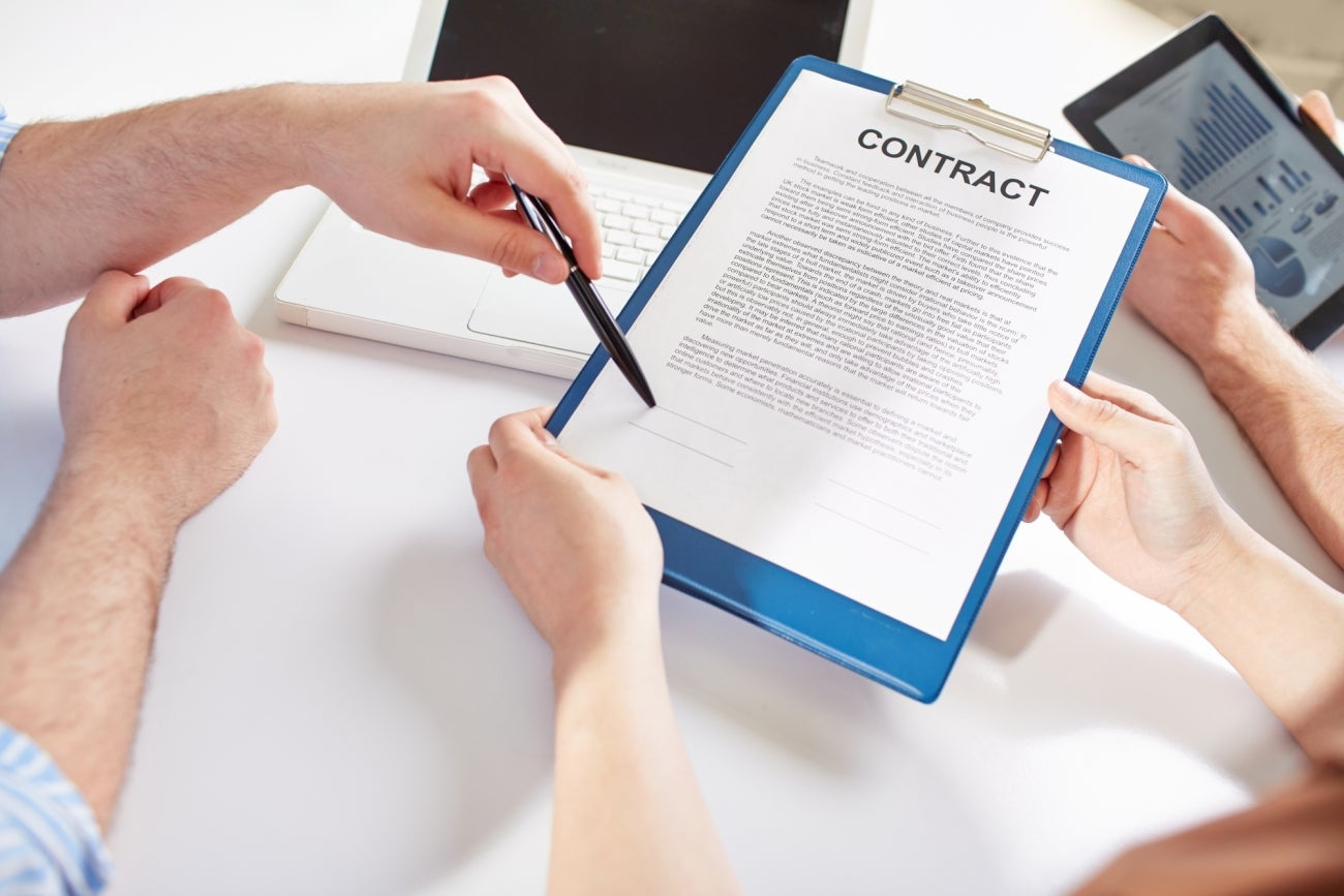 how to send a contract for electronic signing