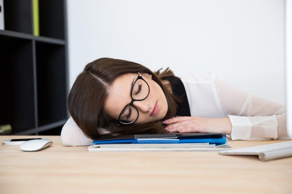 Overlooking sleep