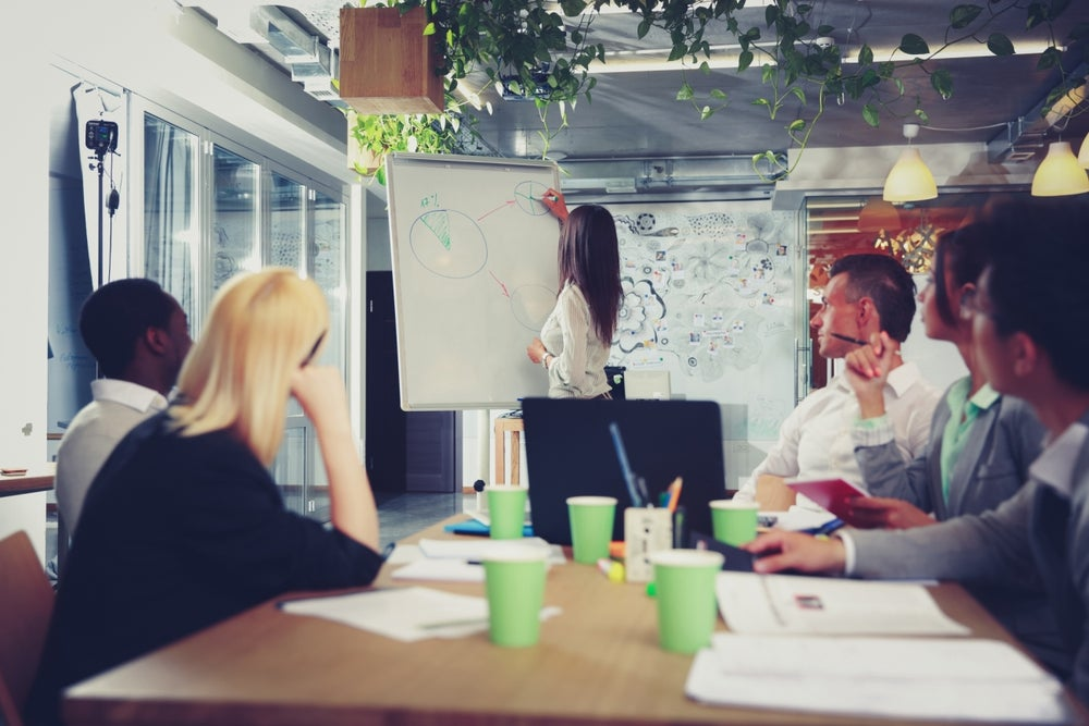 Build a team to compensate for your shortcomings