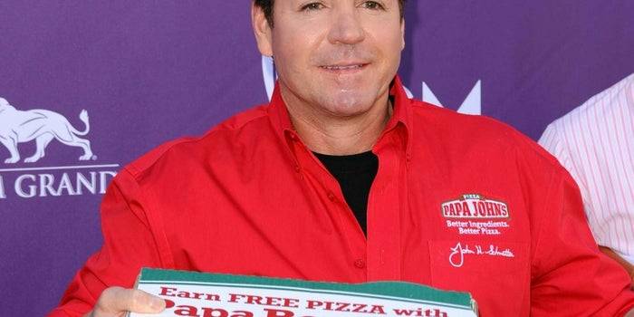 Papa John's CEO: American Free Enterprise Is 'Under Assault' From Big Government