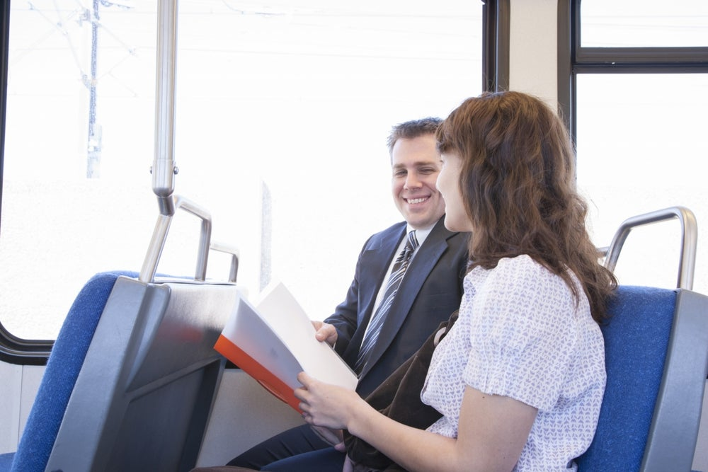 Use commute time to complete coordination tasks: