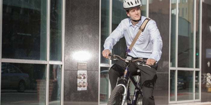 #Five Things An Entrepreneur Can Learn From Cycling