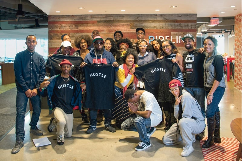 An Experimental, Tuition-Free Program Is Teaching Business Lessons Using Hip Hop