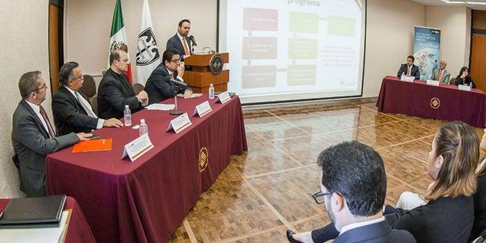 La Universidad Anáhuac y el BID quieren apoyar a 300 emprendedores
