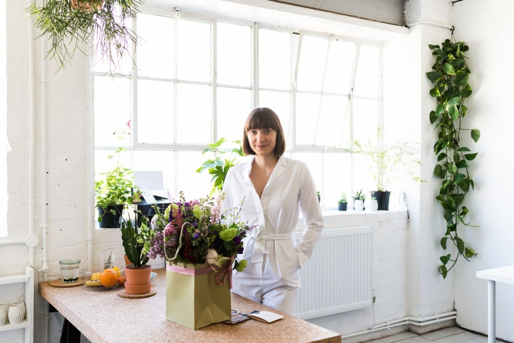 How This Former Personal Assistant Used Instagram to Turn Her Love of Flowers Into a Blooming Business