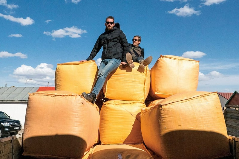How Two Friends Disrupted the Cashmere Industry, by Doing What Nobody Else Would