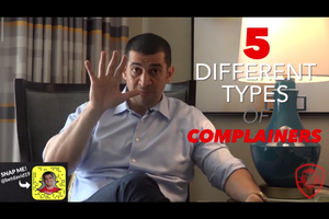 The 5 Types of People Who Will Complain About Your Business