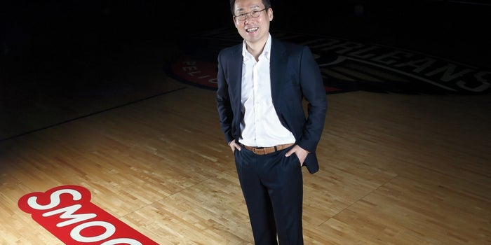 How the CEO of Smoothie King Went From Small-Business Owner to Wearing the Crown