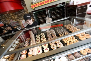 Krispy Kreme Fell Apart, Then Came Back Strong. Here's How.