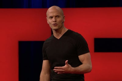 Tim Ferriss Says You Have the Wrong Idea About Fear, and It's Killing...