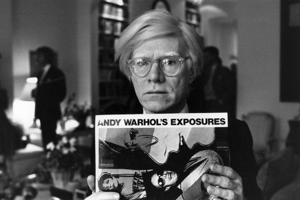 10 Thought-Provoking Quotes From the One-of-a-Kind Artist Andy Warhol
