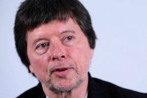Ken Burns Shares How He Is Able to Work on Over Six Films at...