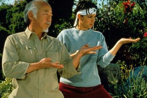 Frases inspiradoras de 'El Karate Kid' y otras películas de los 80