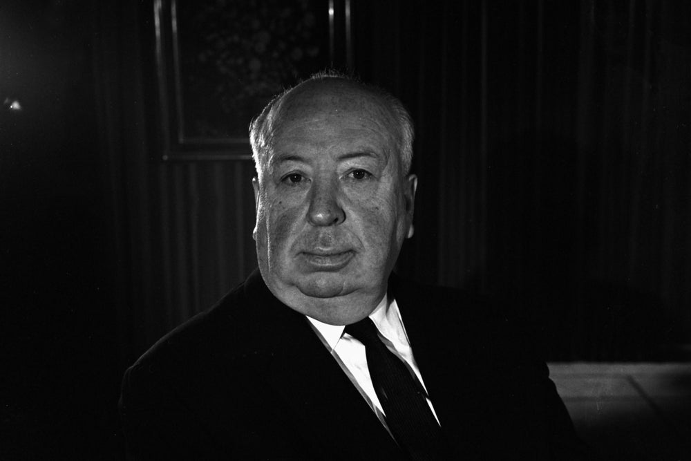 7 Inspirational Quotes From Master of Suspense Alfred Hitchcock
