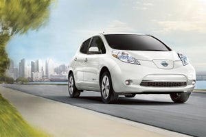 Nissan Stops Making Electric Vehicle Batteries
