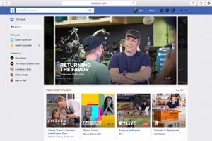 Facebook Launches YouTube Competitor