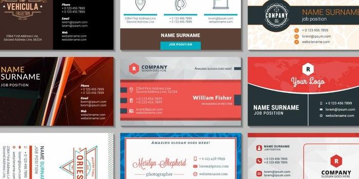Idea de negocio para freelancers: Diseño online de tarjetas
