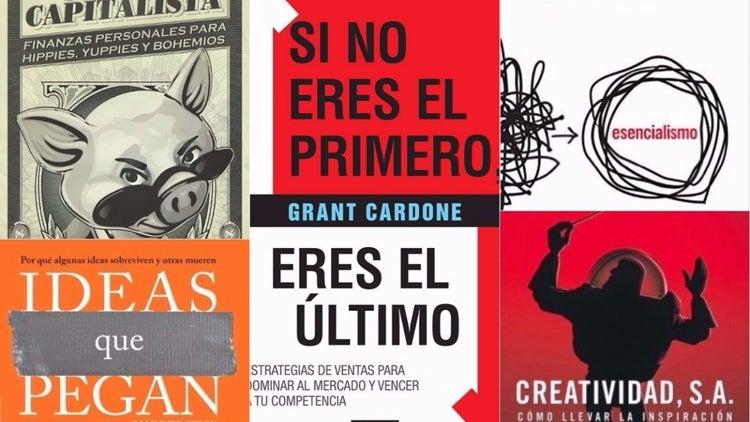 5 libros de emprendimiento para leer este mes