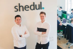Conquering The Globe: Shedul Co-Founders William Zeqiri and Nick Miller