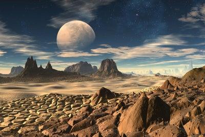 El festival de realidad virtual que te lleva a Marte