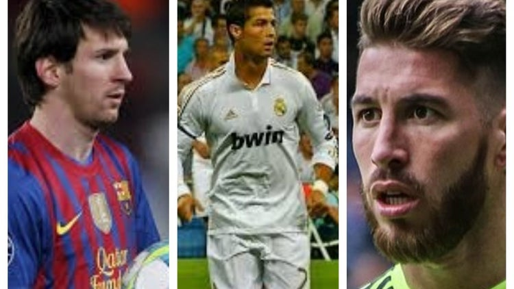 Your Dream Start-up Team Handpicked From the El Clasico Players