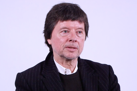 Ken Burns Says Entrepreneurship Is at the Heart of the American Dream