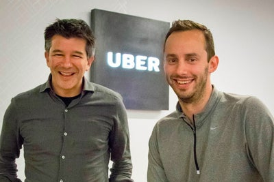 Fired Engineer's Texts With Former Uber CEO Reveals Plan to Take on El...