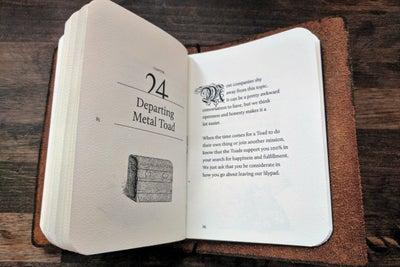 Most Employee Handbooks Are Terrible, So This Company Made a Leather-B...