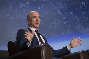 14 Weird Things We've Learned About Jeff Bezos