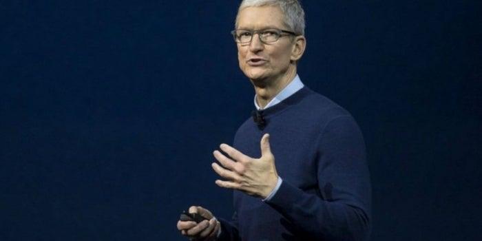 Lee el poderoso email que el CEO de Apple mandó a sus empleados sobre el odio
