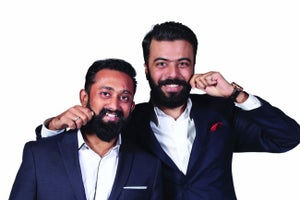 This Entrepreneur Duo is Rewriting the Future of Grooming