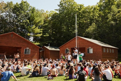 Podcast: How The Founder at This Sleepaway Camp for Grownups Scaled Himself