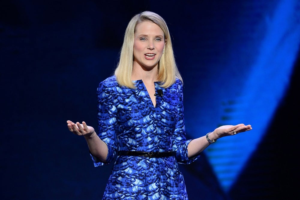 Marissa Mayer Shares Confidence-Boosting Tips to Help You Make Tough Work Decisions