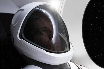 Elon Musk Reveals SpaceX's Spacesuit