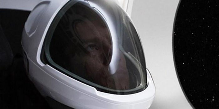 Elon Musk Reveals SpaceX's Spacesuit