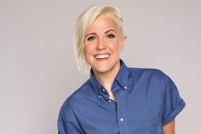 Hannah Hart Shares the Secrets That Led Her to Go From Working Part Ti...