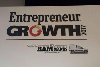 ¡Hoy te esperamos en Growth 2017!