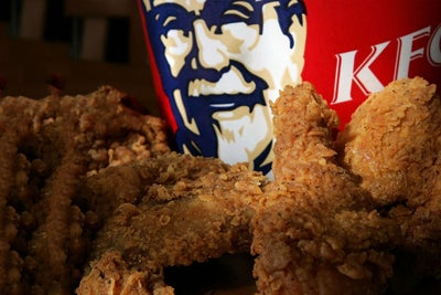 Reaching for a Bucket of KFC? A New Study Shows You Might Be Lonely.