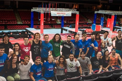 11 American Ninja Warriors Share Their Best Advice on Leadership