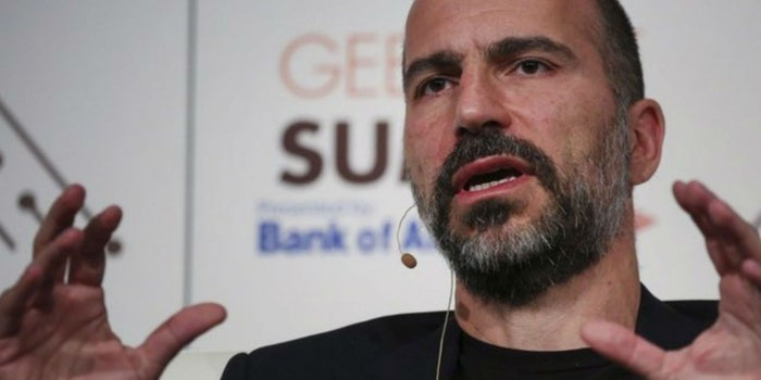 Uber ya eligió nuevo jefe: el CEO de Expedia