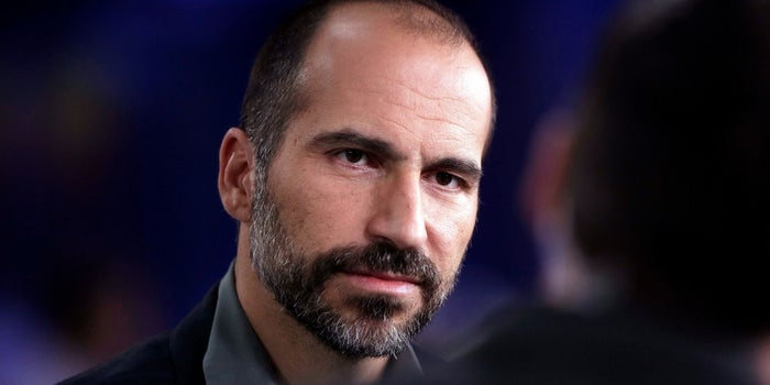 17 Things You Need to Know About Uber's New CEO Dara Khosrowshahi