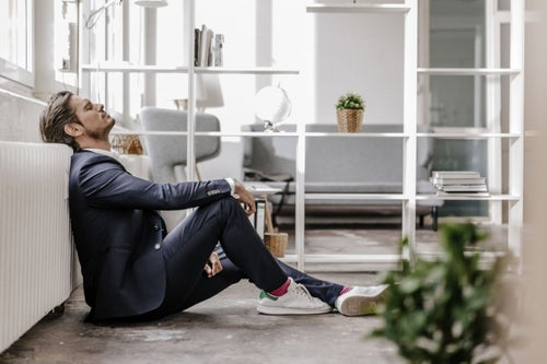 Listen Here, Ladies: Guys Have Work-Life Stress Too!