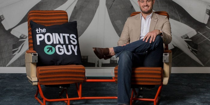 Podcast: From a $50 Consulting Gig to Millions of Website Visitors, How 'The Points Guy' Turned His Idea Into a Booming Business